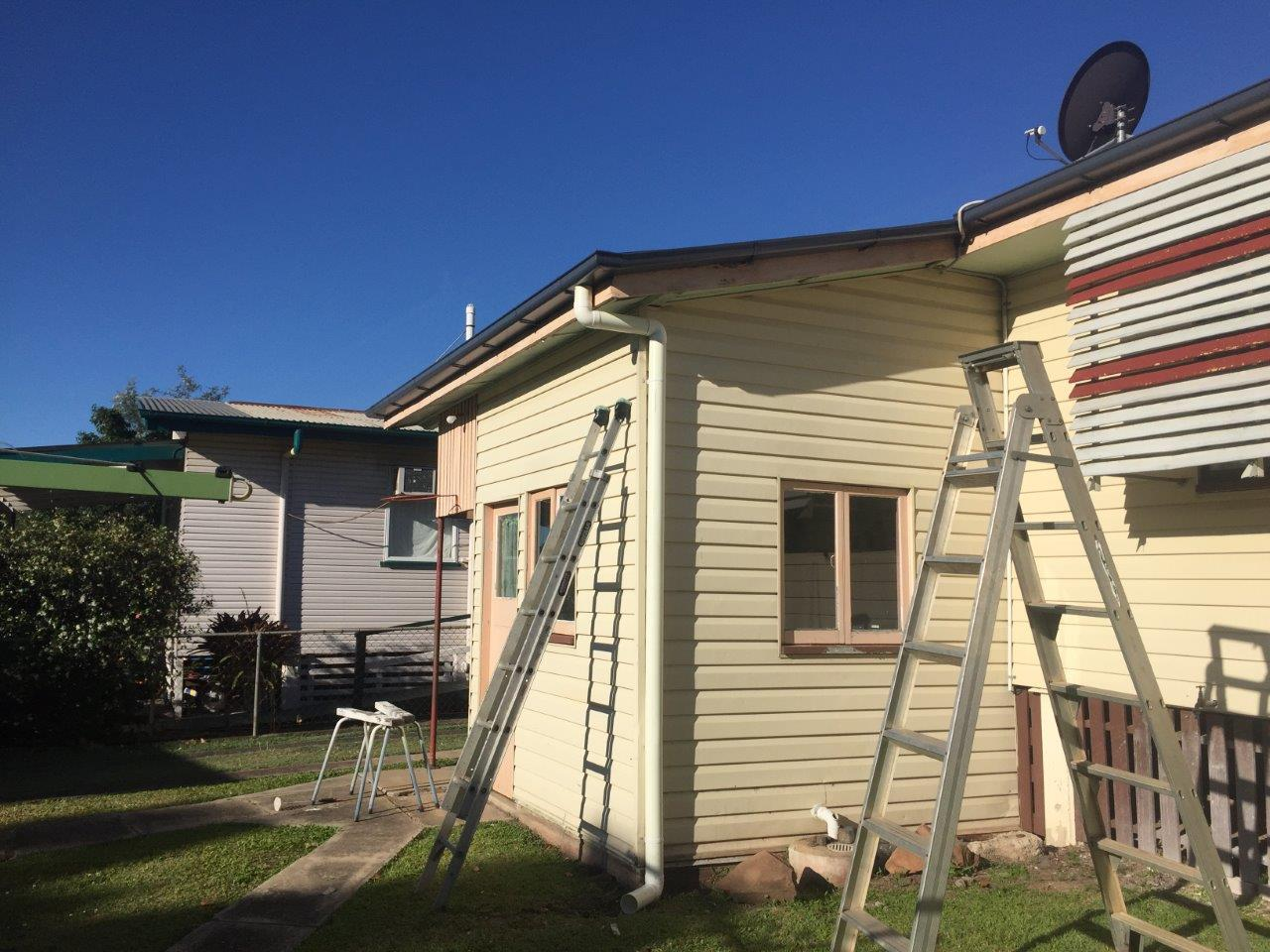 Gutter Replacement Roof Guttering in Brisbane, Karalee